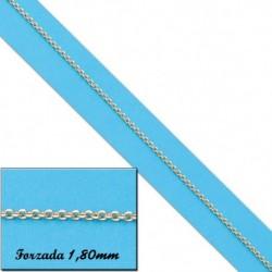 CADENA FORZADA ORO 18KL 1,80MM