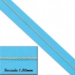 CADENA FORZADA ORO 18KL 1,50MM