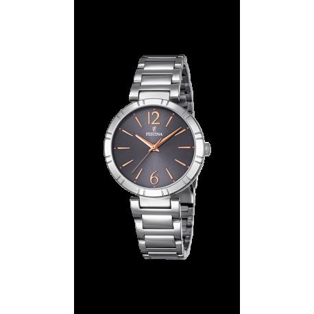 Reloj Festina Mademoiselle Plata- F16936/2