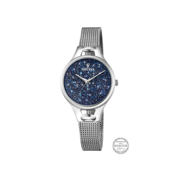 Reloj Festina Mademoiselle Swarovski- F20331/2