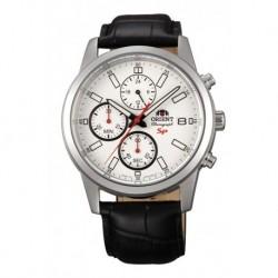 Reloj Caballero Orient cuarzo 146-FKU00006W0