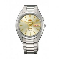 Reloj Caballero Orient automatico 147-FEM0401QC9
