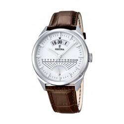 Reloj Festina Retrogade Aviator- F16873/1