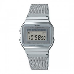 RELOJ CASIO DIGITAL RETRO A-700WEM-7AEF