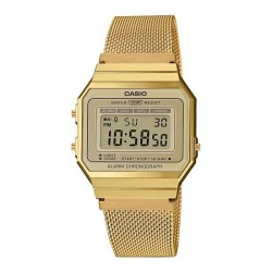 RELOJ CASIO DIGITAL RETRO A-700WEMG-9AEF