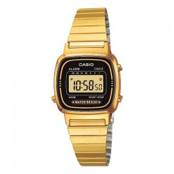 RELOJ CASIO CASIO COLLECTION LA670WEGA-1EF