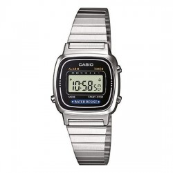 RELOJ CASIO DIGITAL RETRO LA-670WEA-1EF