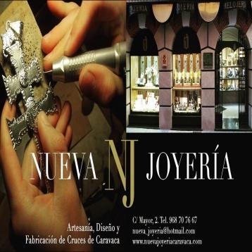Hola a todos!! Nueva Joyería estrena cuenta en Instagram. Estamos muy contentos de poder llegar a todos vosotros a través de este canal. #caravacadelacruz #murcia #comerciolocal #artesania #joyeria #relojeria #alianzasdebodas